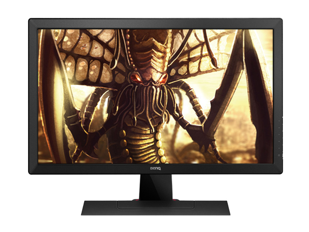 24 inch Full HD Wide LED Gaming Screen (16: 9) BenQ RL2450H