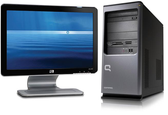 Máy tính để bàn Compaq presario SG3612L FT977AA