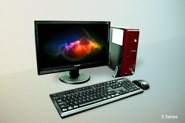 Máy vi tính để bàn SingPC E4223D
