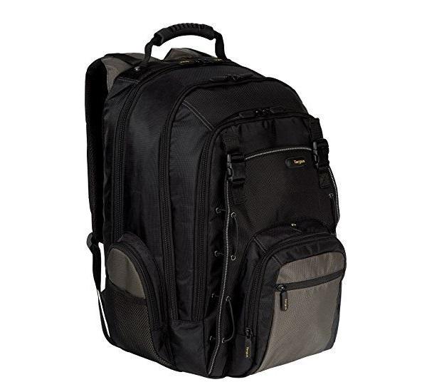 Balô máy tính xách tay 15.4 inch Targus Metro Backpack TCG650AP-10