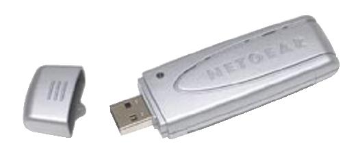 Super-G wireless USB 2.0 adapter - WG111T