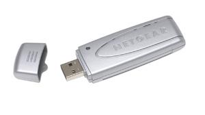 Wireless-G USB 2.0 adapter - WG111
