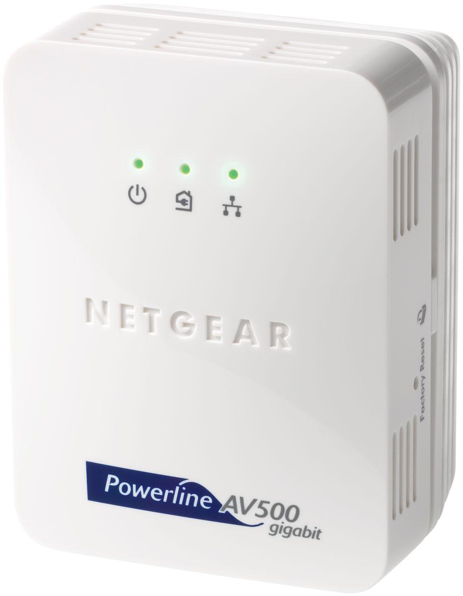 Powerline AV 500 Adapter - XAV5001