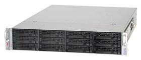 ReadyNAS 3200 12TB network storage system - RN12P1210