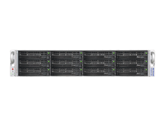 18TB NETWORK STORAGE SYSTEM (6 X 3TB HDD) WITH OPTIONAL 10GBE SUPPORT - RN12T0630