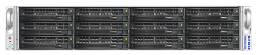12 TB network storage system with optional 10 GBE support - RN12T1210