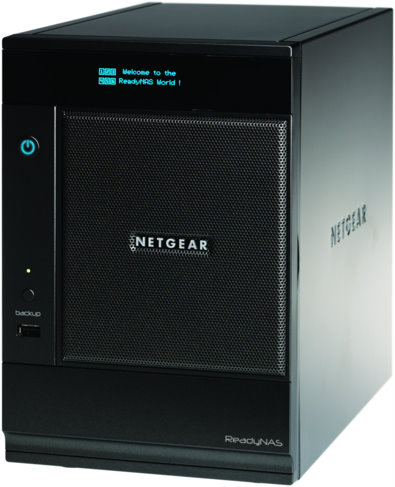 ReadyNAS® Pro 6, 3TB unified storage system - RNDP6310-200