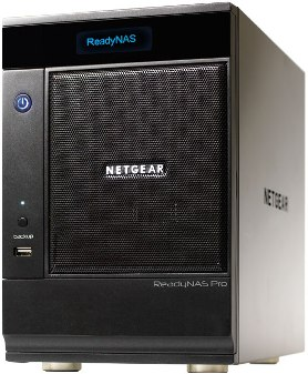 ReadyNAS Pro business edition 6TB NAS (6X 1000GB) - RNDP6610