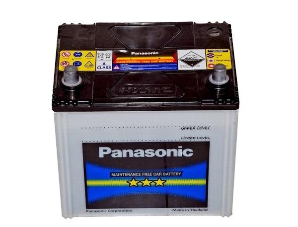 Ắc quy 12V-90AH PANASONIC N-115D31R/L