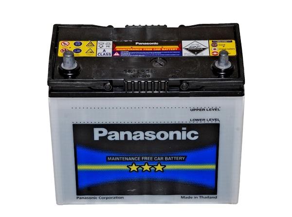 Ắc quy 12V-45AH PANASONIC N-46B24L/R-S FS