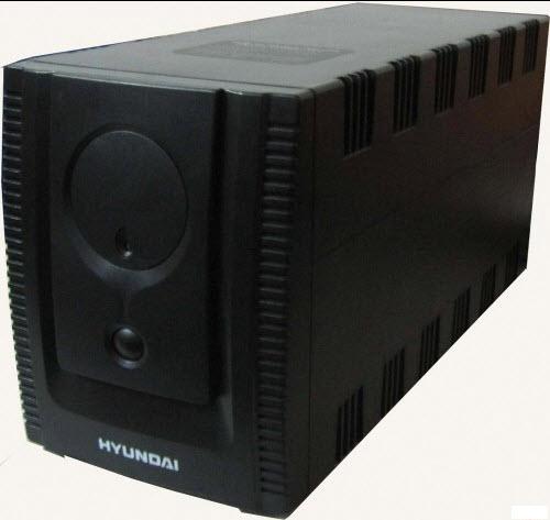 Bộ nguồn lưu điện UPS HYUNDAI HD-1000VA OFF-LINE