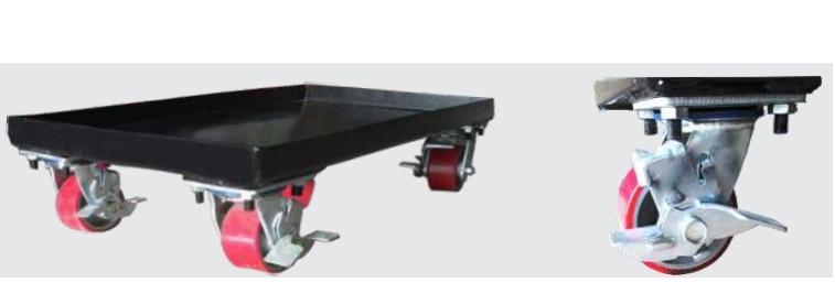 Kệ trượt cho DCX-A16B UPS SANTAK