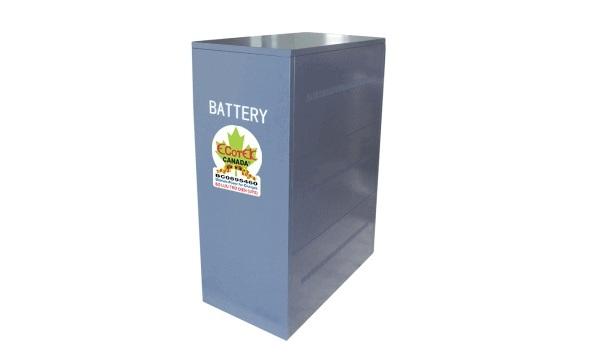 Tủ đựng Ắc quy SANTAK DCX-A16B