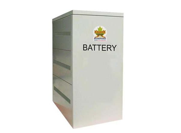 Tủ đựng Ắc quy SANTAK DCX-A20