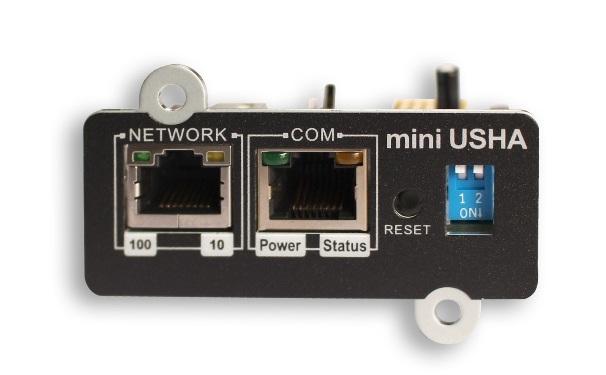 Thẻ Web Mini UPS SANTAK