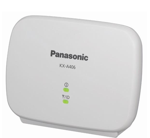 Trạm lặp thu phát sóng Repeater Panasonic KX-A406