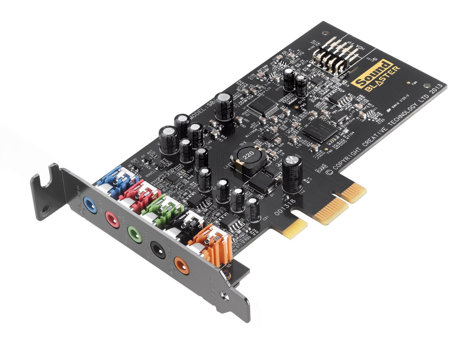 Creative SBI5-FX sound card