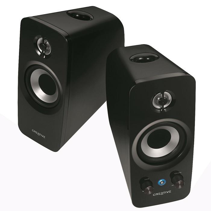 Loa vi tính 2.0 Bluetooth không dây Creative SPP2.0-T15/BLK