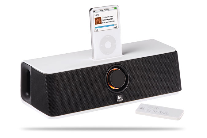 Loa iPod LOGITECH Audio Station Express