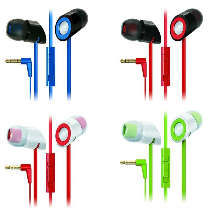 Tai nghe In-Ear Headphones Creative HPI-MA350