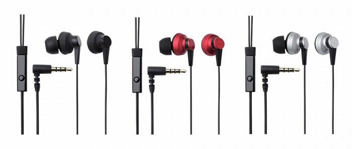 Tai nghe In-Ear Headphones có Mic ELECOM EHP-IPIN300