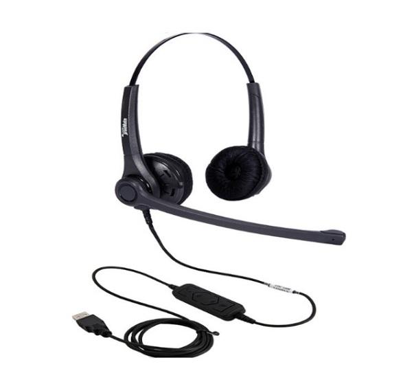 Tai nghe FreeMate DH-037B USB HEADSET