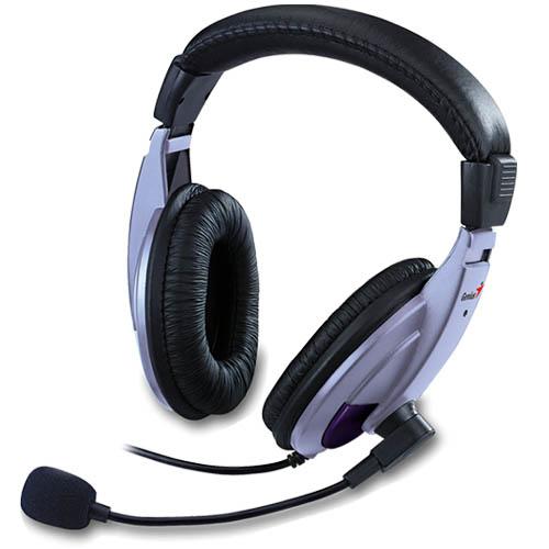 Tai nghe Microphone Genius HS-04A