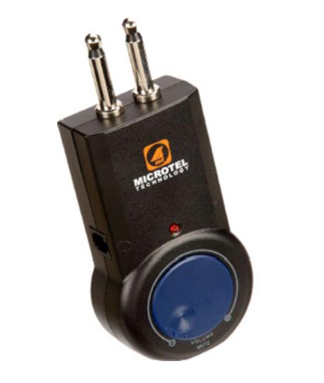 Bộ khuếch đại 2 kênh của tai nghe Microtel MT-300