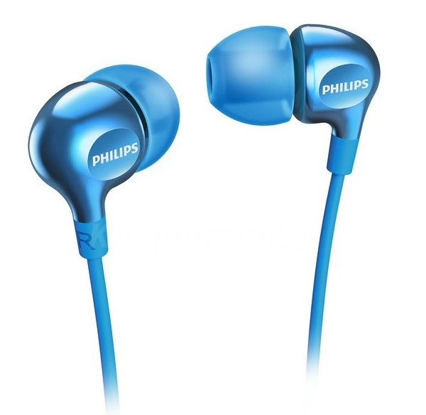 Tai nghe In-Ear Headphones Philips SHE3700BL