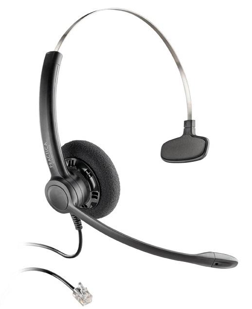 Tai nghe chuyên dụng Headset Plantronics Practica SP11-Avaya
