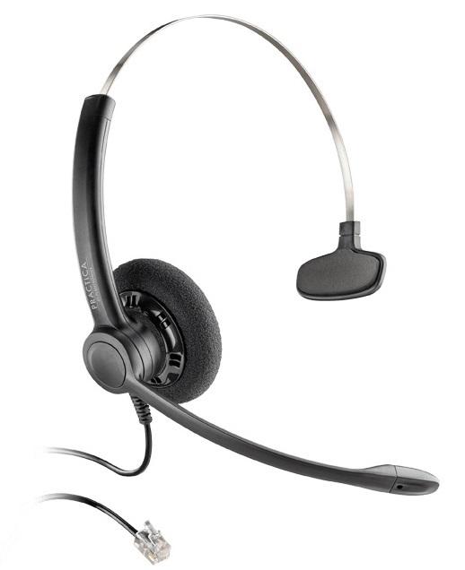 Tai nghe chuyên dụng Headset Plantronics Practica SP11-Cisco (79182-12)