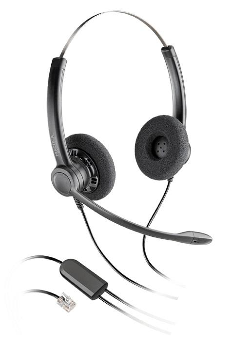 Tai nghe chuyên dụng Headset Plantronics Practica SP12-DP