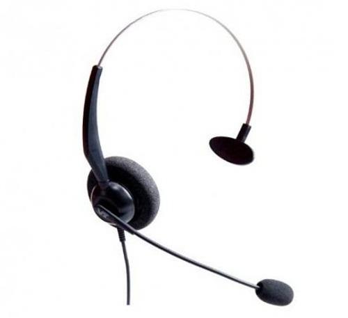 Tai nghe điện thoại Vbet VT6000UNC-duo (USB)