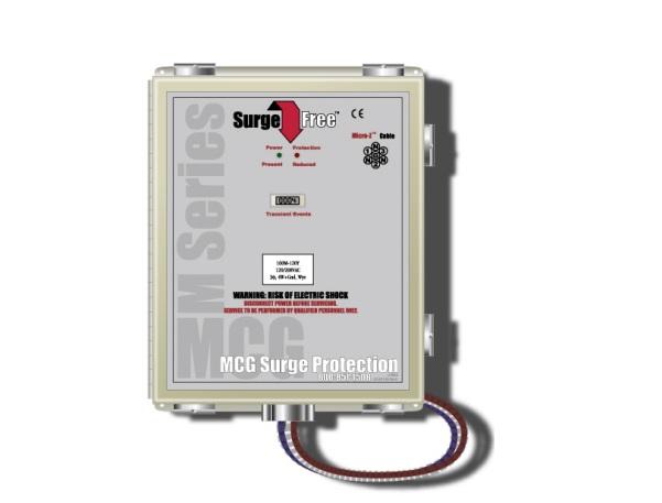 Thiết bị điện cực nhỏ sét 1 pha MCG 160KA-240S