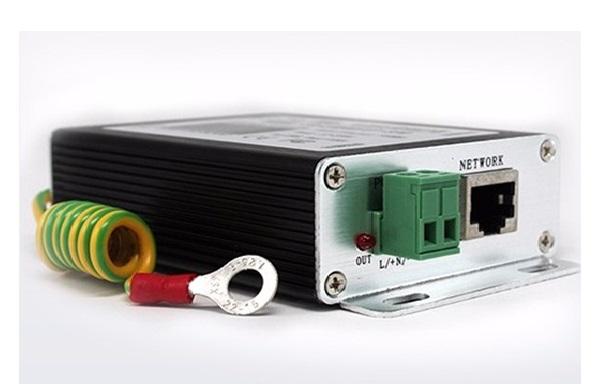 Thiết bị của họ bị sét và bị khóa và bị khóa HDTEC JS-L6202GEP-SPD