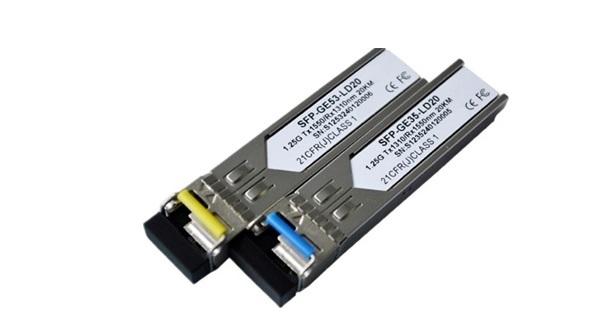 SFP 1.25G RX 1550 Đầu SC HDTEC