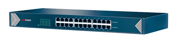Chuyển đổi 24 cổng 10/100 / 1000Mbps HIKVISION DS-3E0524-E