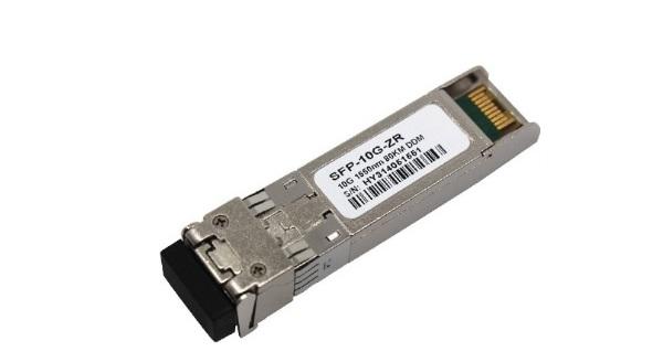 10G BASE-ZR SFP Cisco SFP-10G-ZR