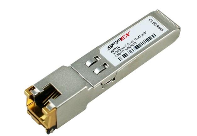 Bộ thu phát tín hiệu HP X121 1G SFP RJ45 T J8177C