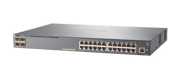 Công tắc HPFP 2540 24G PoE 4SFP JL356A
