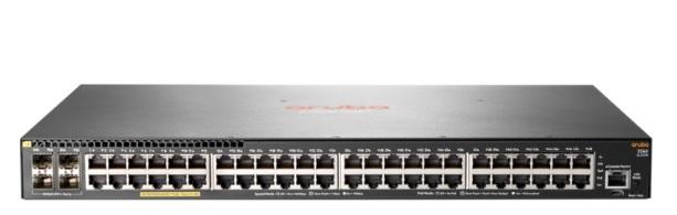 Công tắc HPFP 2540 48G PoE 4SFP JL357A