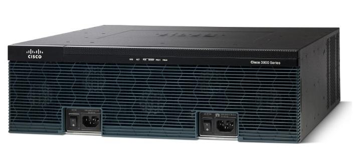 Integrated Services Router CISCO CISCO3925 / K9