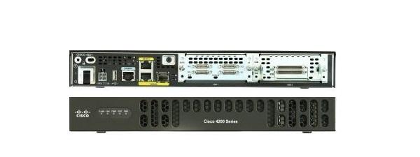 Bộ định tuyến tích hợp ISR 4221 Cisco ISR4221 / K9