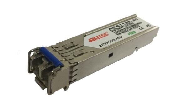 Bộ thu phát quang SFP một chế độ APTEK APS1135-20