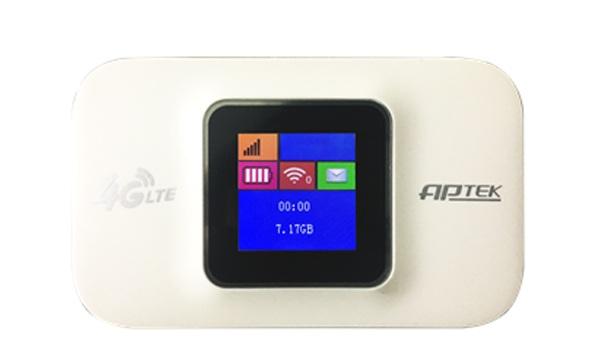 Bộ định tuyến không dây WIFI 4G LTE APTEK M2100