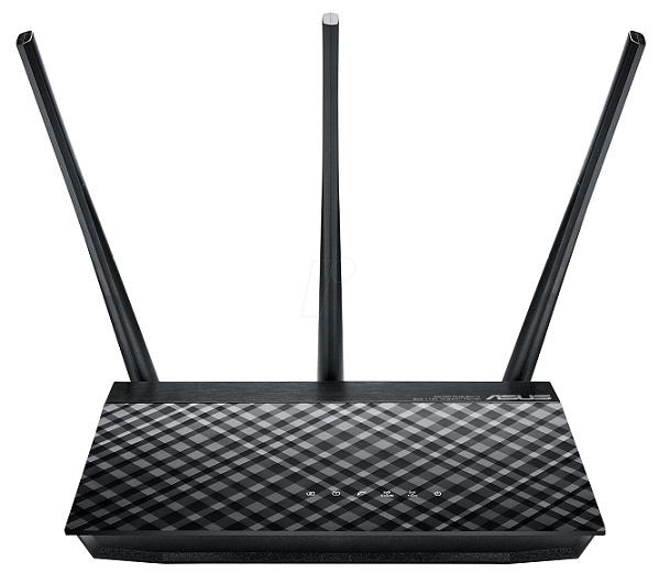 Bộ định tuyến Wi-Fi 2 luồng điện tử ASUS ASUS RT-AC53