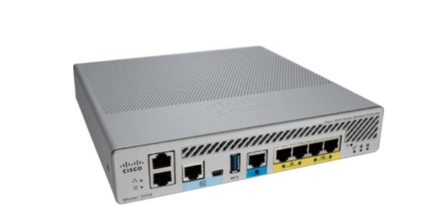 Cisco 3504 Wireless Controller AIR-CT3504-K9
