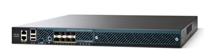 Bộ điều khiển không dây 5500 CISCO AIR-CT5508-100-K9