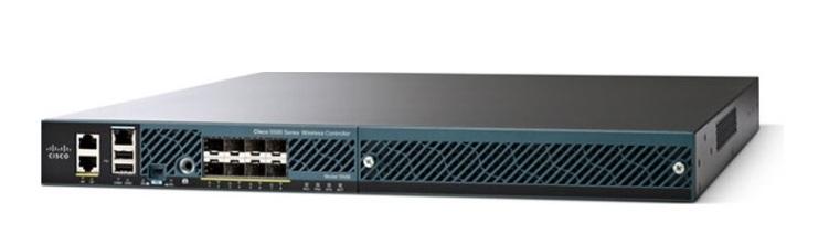 Bộ điều khiển không dây 5500 CISCO AIR-CT5508-500-K9