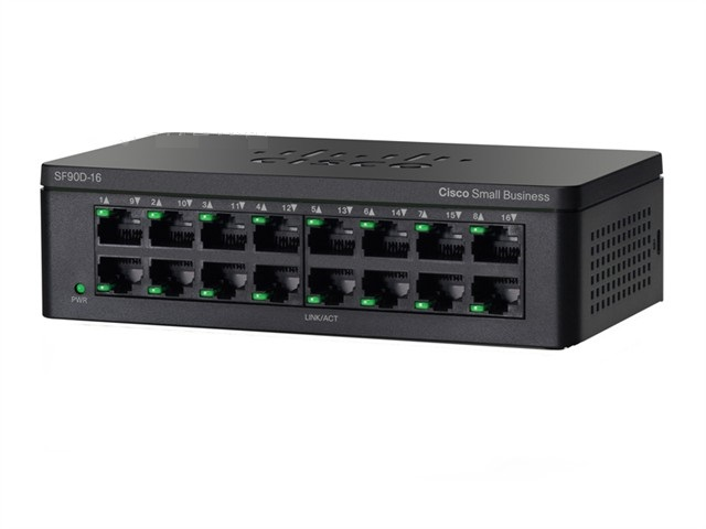 16-port 10/100Mbps Switch CISCO SF95D-16
